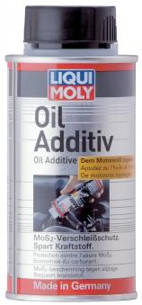 Liqui Moly Leichtlaufschmierstoff Oil Additiv  125ml Bild 1