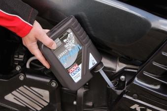Liqui Moly Motoröl Motorbike 4T 10W-40 Street  1 Liter Bild 2