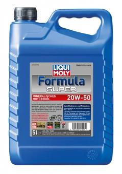 Liqui Moly Motorenöl Formula Super 20W-50  5 Liter Bild 1