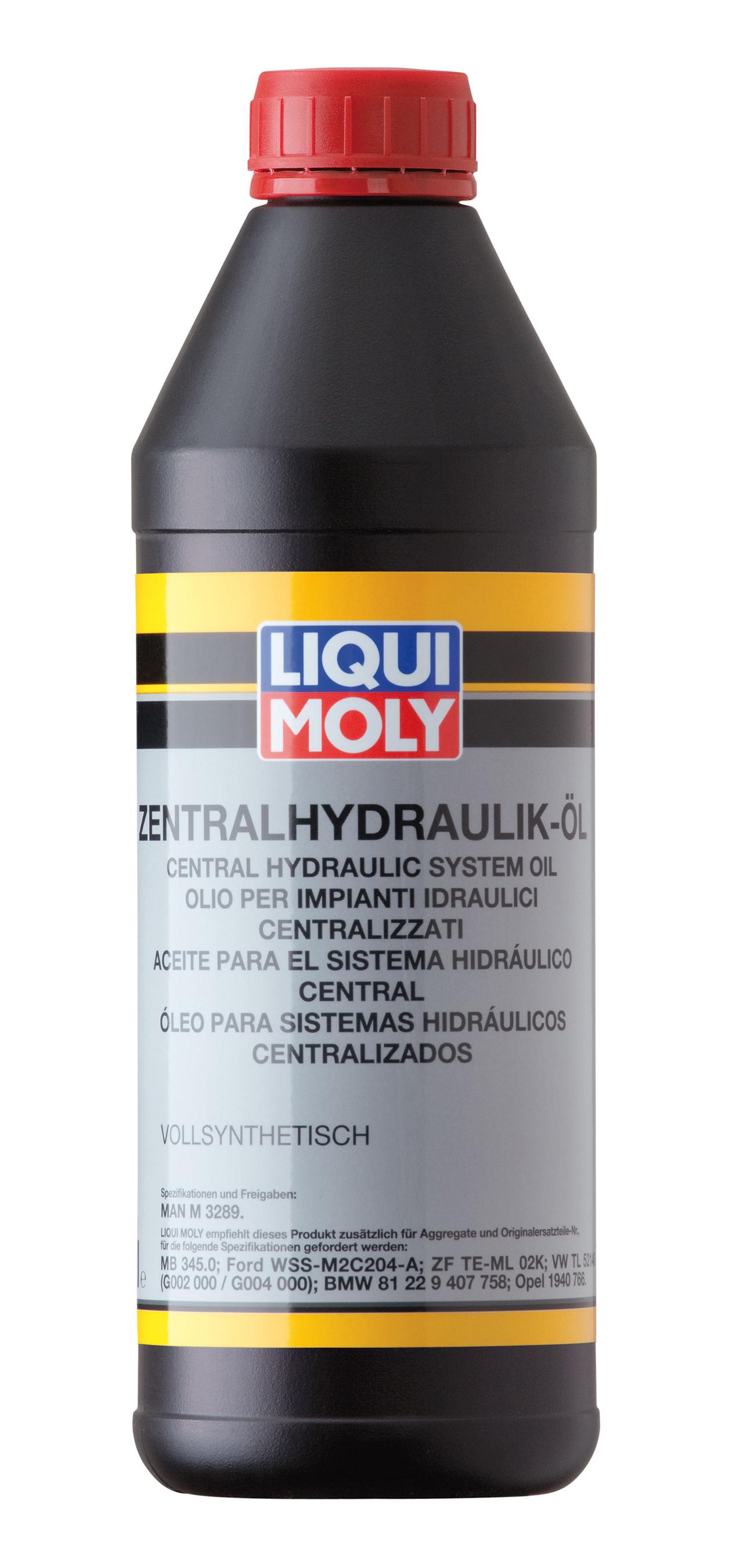 Liqui Moly Zentralhydraulik-Öl 1 Liter Bild 1