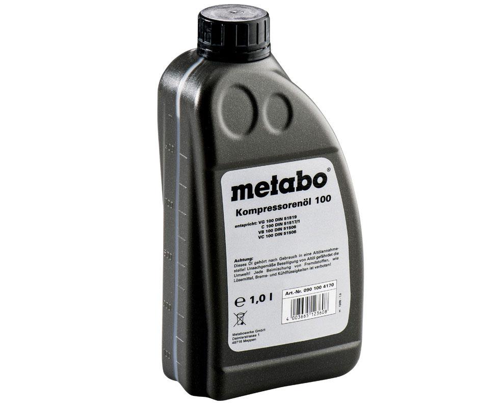 Metabo Kompressorenöl mineralisch 1 Liter Bild 1