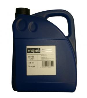 Scheppach Hydraulik-Öl Qualität ISO 6743/4 5 Liter Bild 1