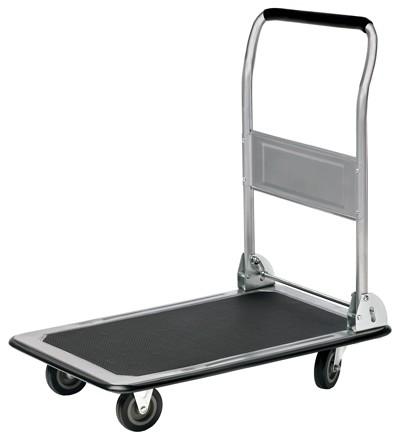 Transportwagen Plattformwagen pro-bau-tec 150kg Bild 1