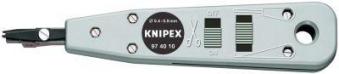 Anlegewerkzeug 0,4-0,8mm Knipex Bild 1
