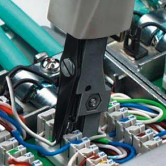 Anlegewerkzeug 0,4-0,8mm Knipex Bild 3