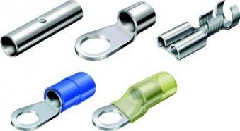 Crimp-Hebelzange 2K 0,5- 6 qmm isol. Knipex Bild 3