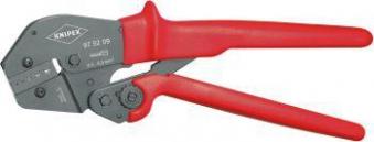 Crimp-Hebelzange Aderendh0,5- 6 qmm Knipex Bild 1