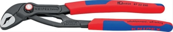 Wapuzange Cobra QuickSet 250mm 2K 8722250 Knipex Bild 1