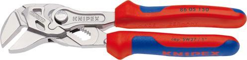 Zangenschlüssel 250mm m.M.K.Griff Knipex Bild 1