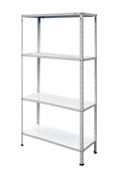 metallregal weiss preisvergleiche erfahrungsberichte und kauf bei nextag. Black Bedroom Furniture Sets. Home Design Ideas